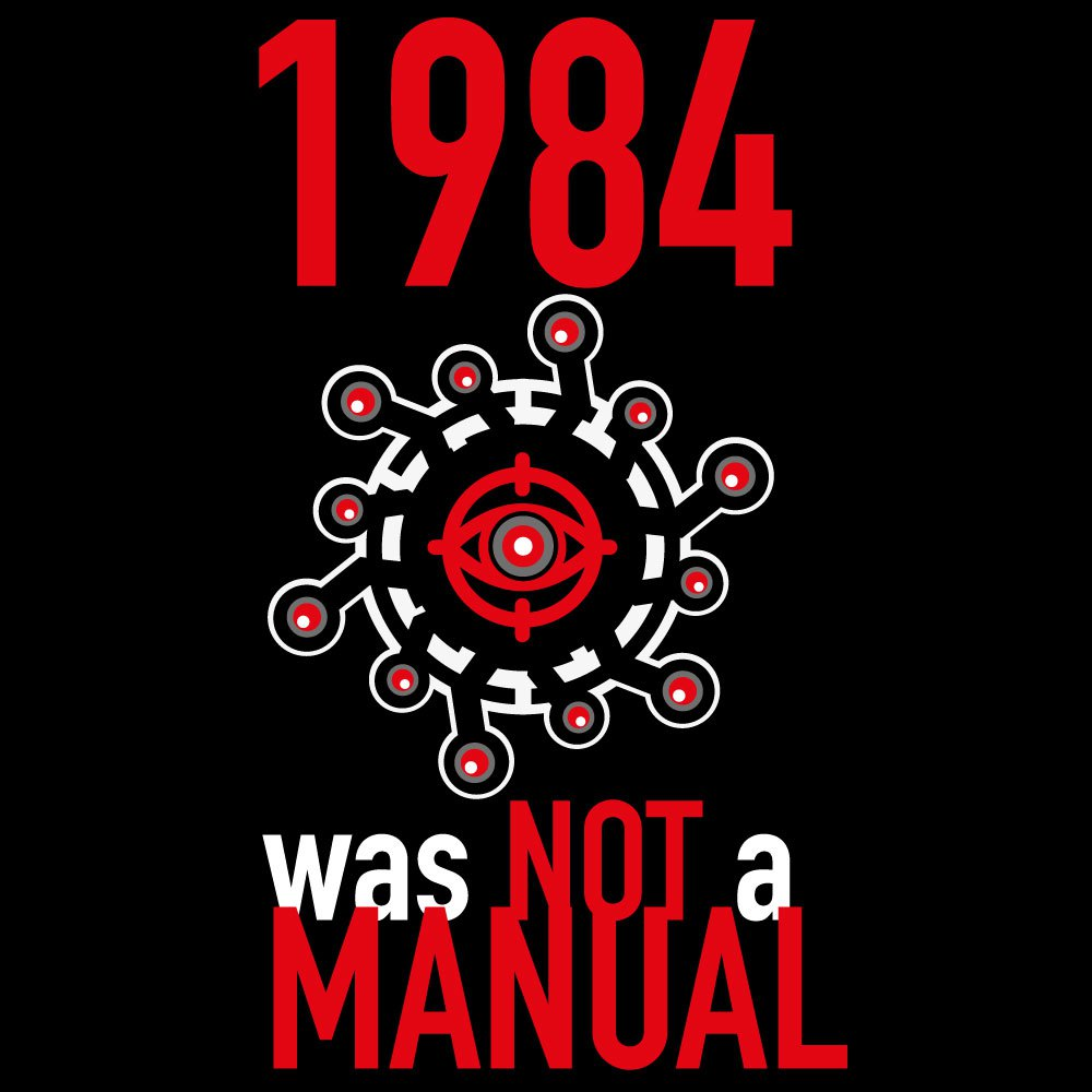 1984 was not a manual